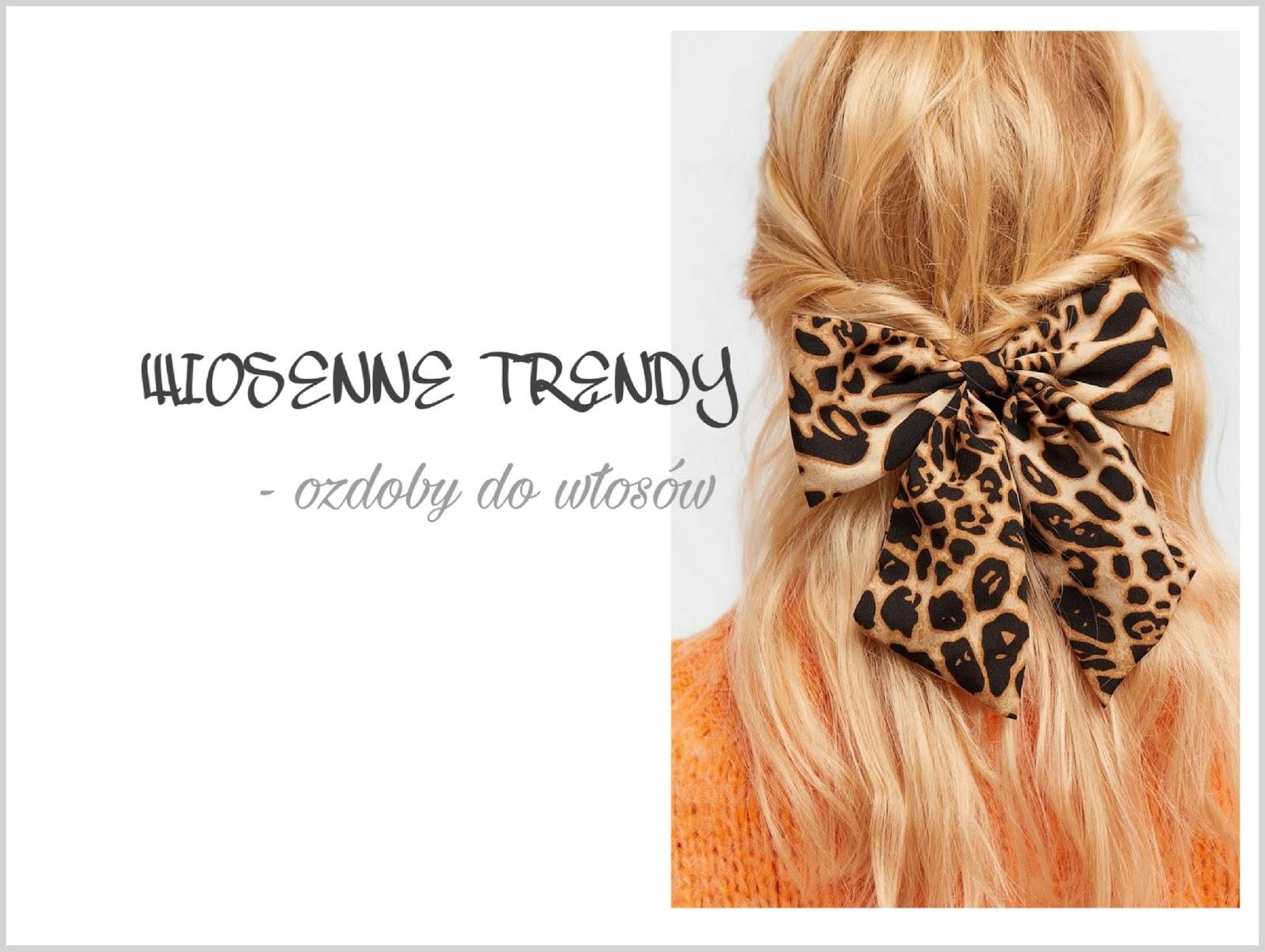 Trends alert - ozdoby do włosów