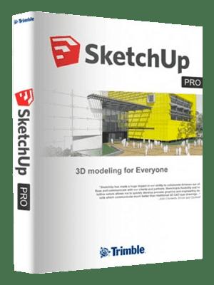 SketchUp Pro Box Imagen