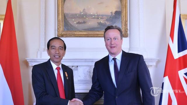 Jokowi Kenalkan Blusukan Kepada Sejumlah CEO Perusahaan Inggris