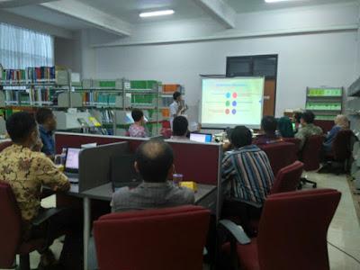 Pelatihan Pengguna di FMRC