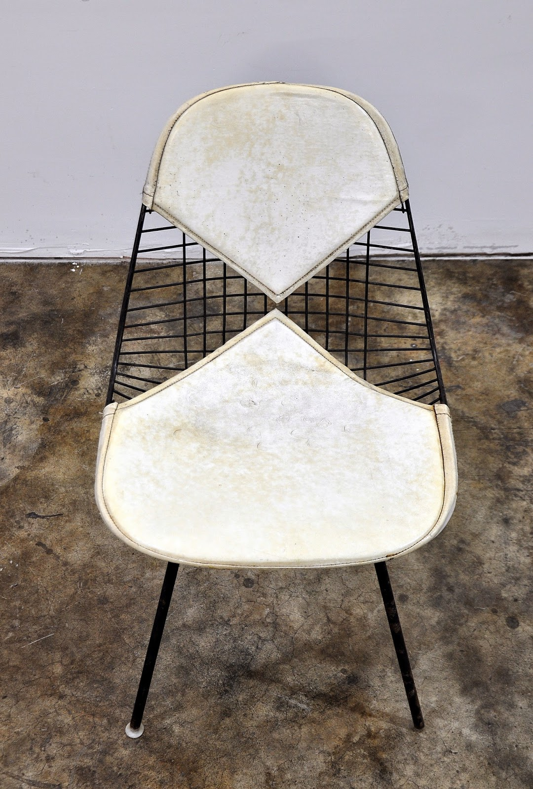 Select Modern Charles Amp Ray Eames Bikini Wire Chair