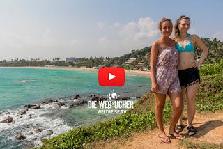 Die schönsten Strände der Welt, Mirissa Beach in Sri Lanka, WELTREISE DIE WEGSUCHER