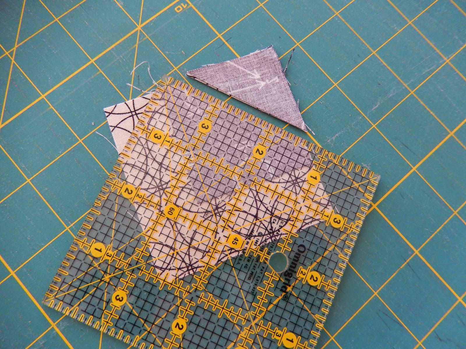 how to cut many squares out of one square