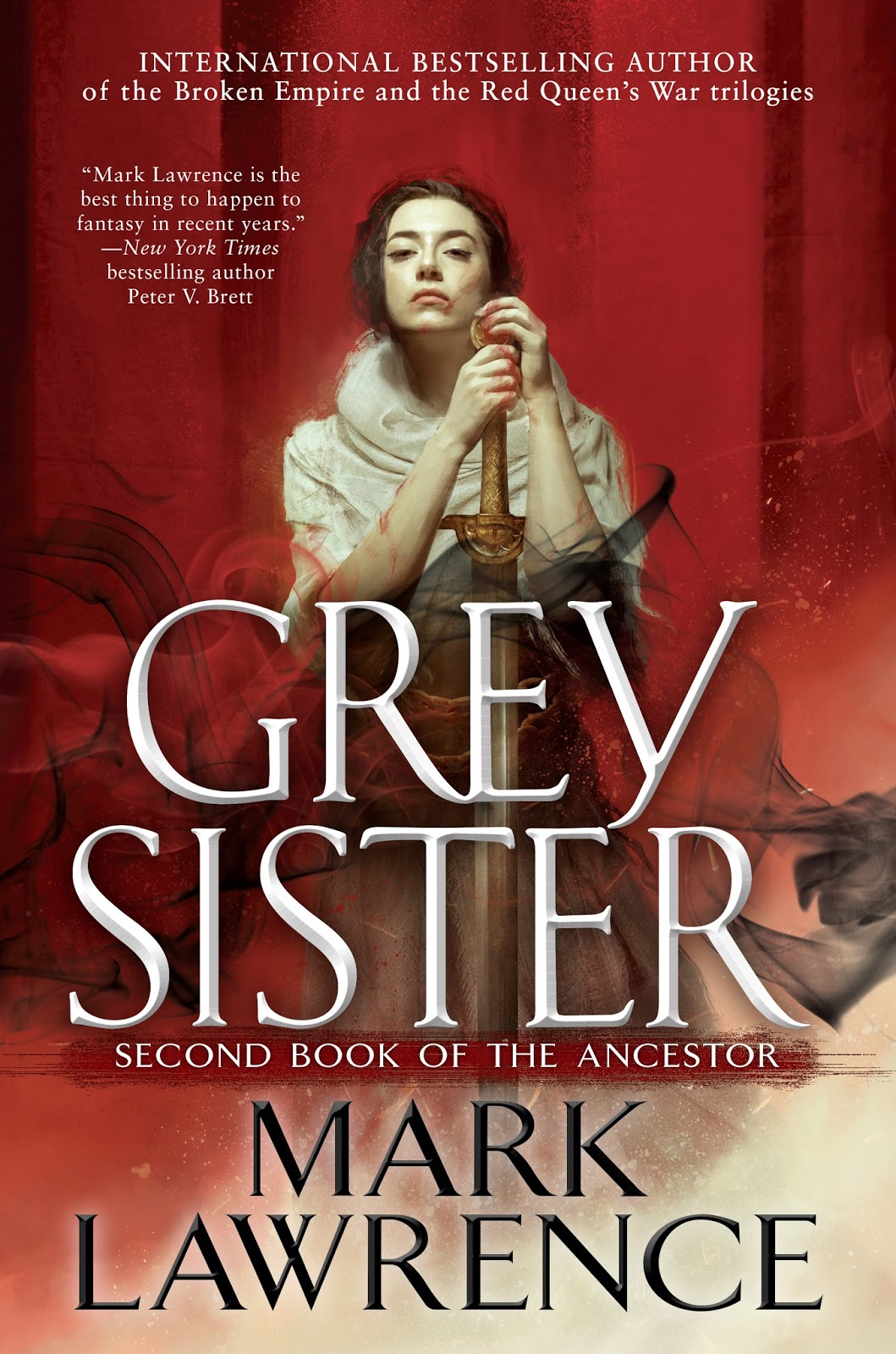 Grey Sister by Mark Lawrence