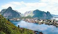 The island of Lofoten