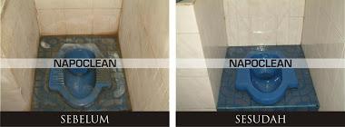 Obat pembersih keramik kamar mandi