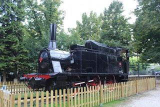 Locomotiva Parco di Faenza