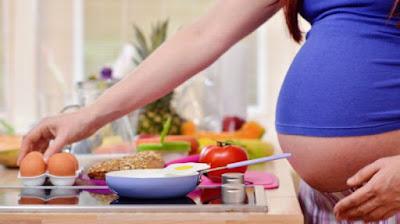 dampak kurang gizi pada ibu hamil