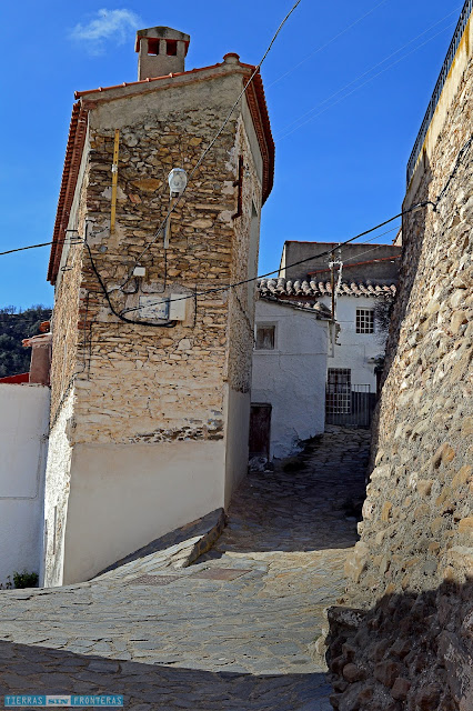 calles de chercos viejo