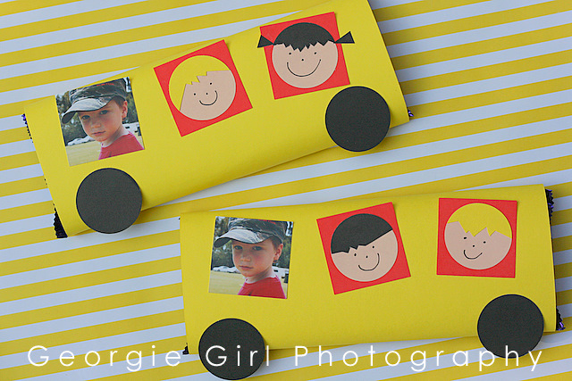 School Bus Craft Printable Educationworld