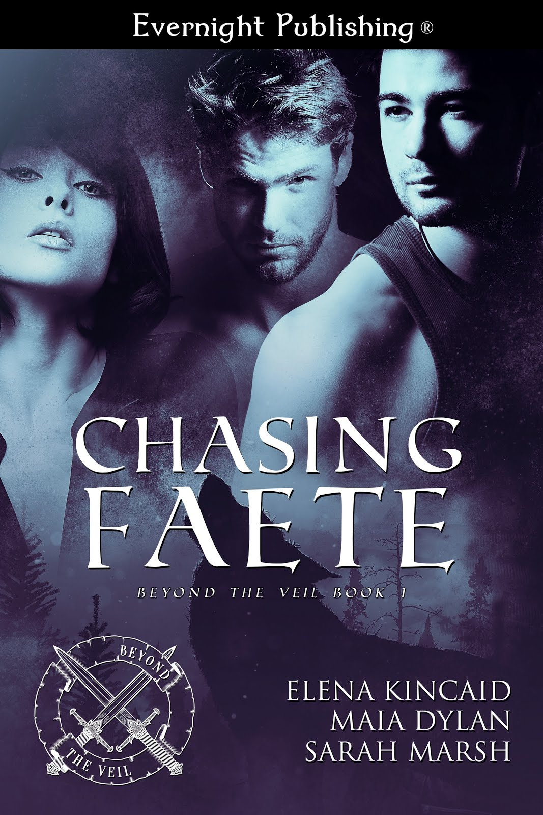 CHASING FAETE (Beyond The Veil #1)
