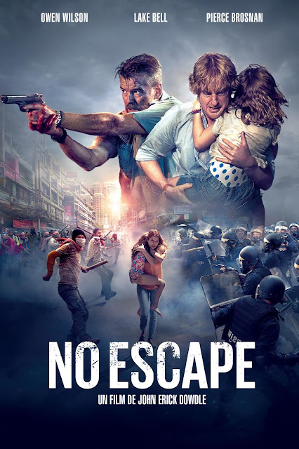 No Escape (2015) Movie Review