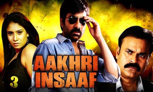 Aakhri Insaaf 2017 Hindi Dubbed Movie Download