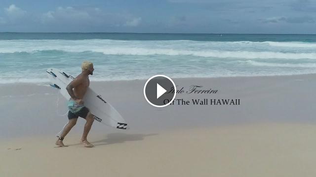 Italo Ferreira Off The Wall HAWAII 12 02 2019