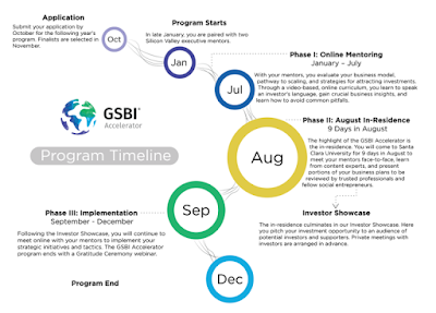 GSBI Accelerator Programme for Entrepreneurs (Silicon Valley Mentorship)