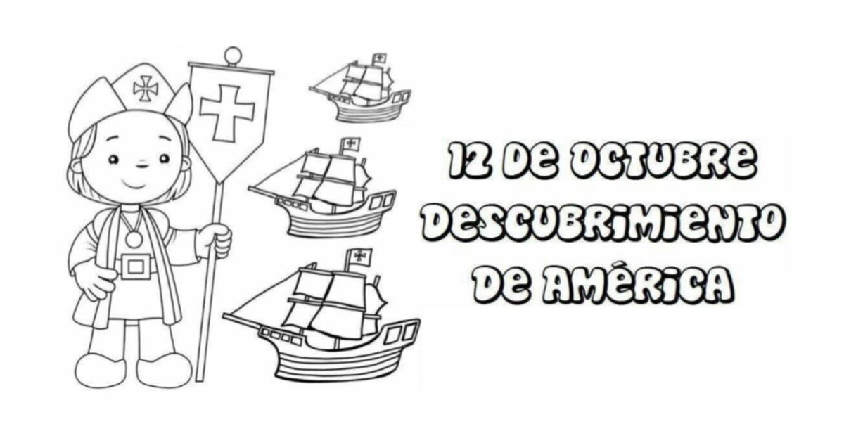 Actividades Para Imprimir Sobre El Descubrimiento De América