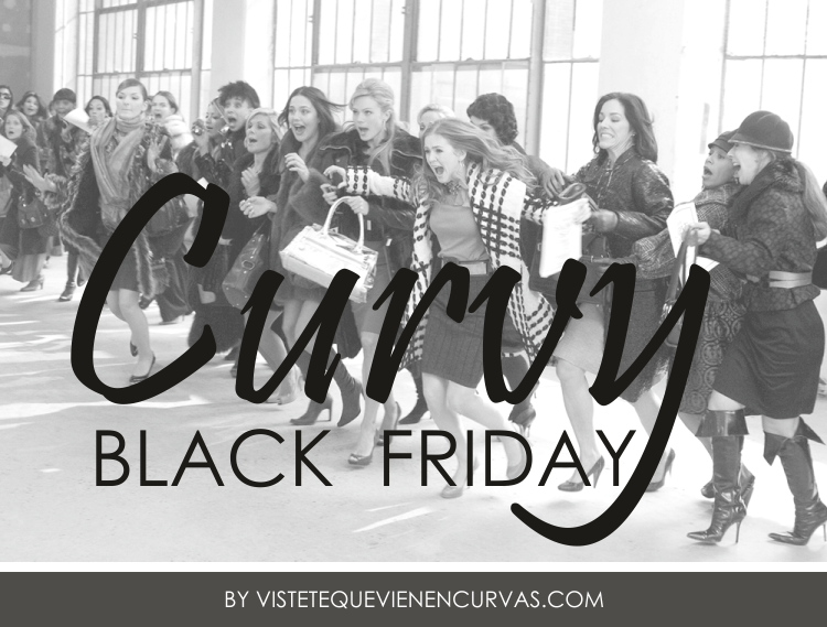 Black Friday, Curvy Black Friday - TOP10