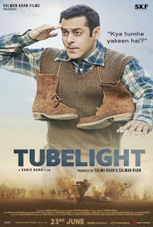 Wallpaper Tubelight (2017)
