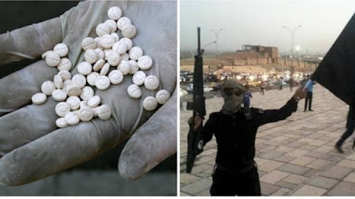 To ΣΔΟΕ εξάρθρωσε κύκλωμα παρασκευής στην Ελλάδα χαπιών Captagon που χρησιμοποιούν οι τζιχαντιστές του ISIS