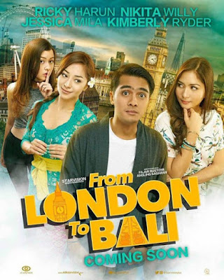 Streaming Film From London To Bali (2017) Gratis