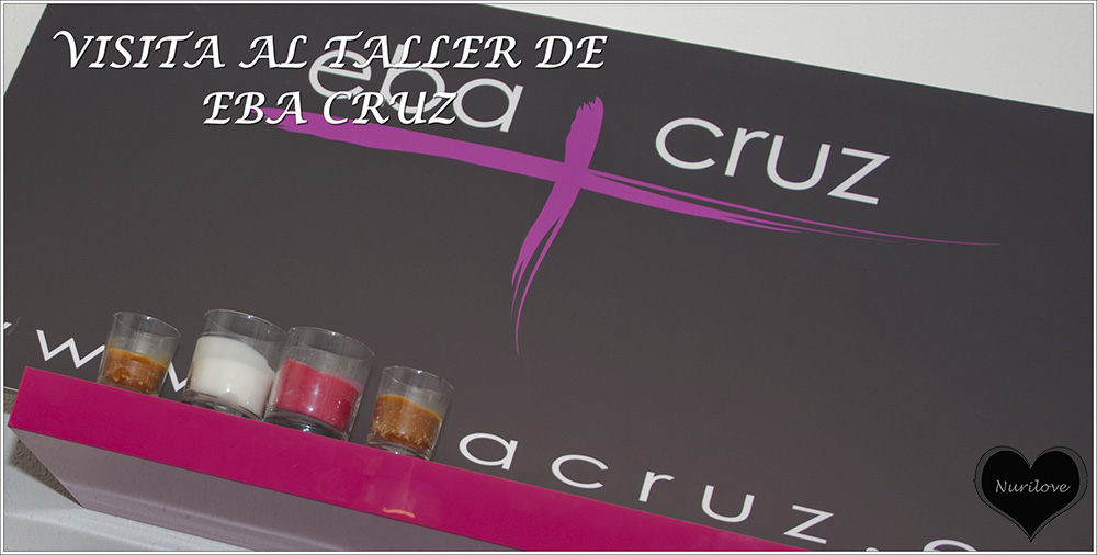 Visitamos el taller de la diseñadora Eba Cruz