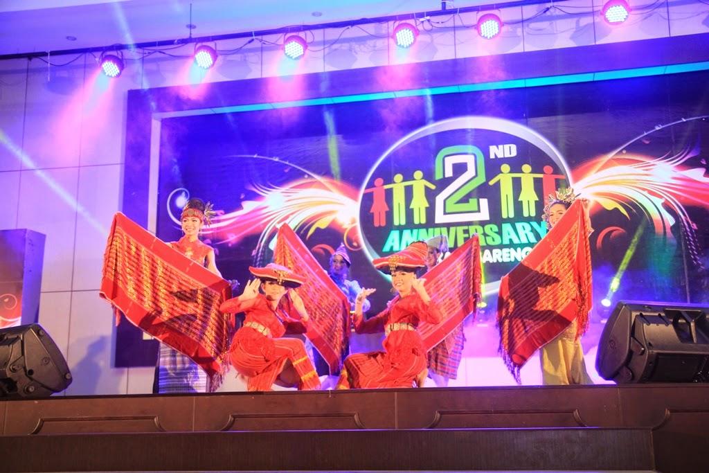 Dance Performance 2nd Anniversary Sedekah Bareng