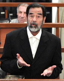 موقع ينشر مكان صدام حسين ويؤكد على انه ما زال حياً