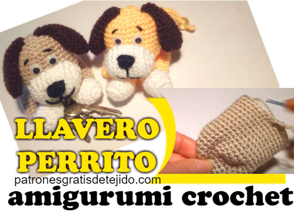 llavero-perro-amigurumi