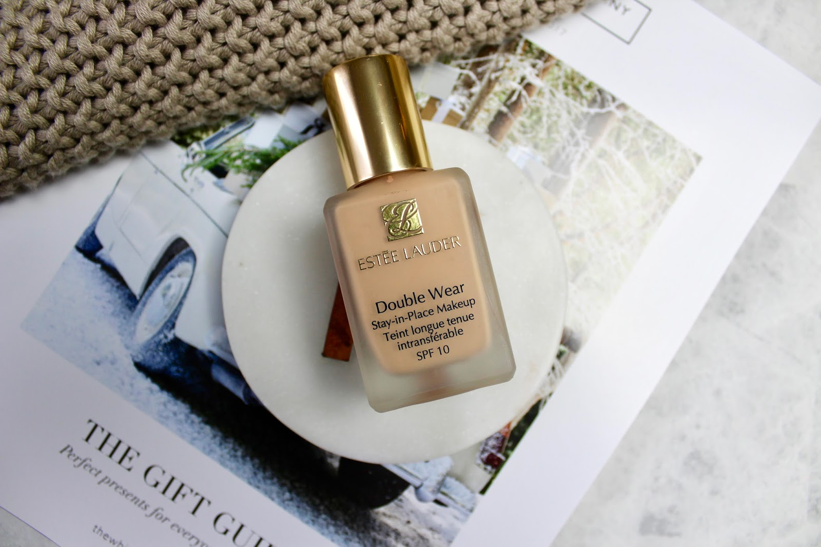 Estee Lauder - Double Wear Foundation