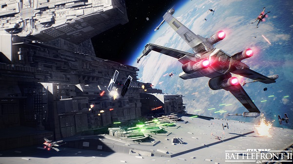 Spesifikasi game Star Wars Battlefront 2 di PC