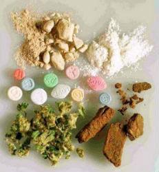 المخدرات وتعاطيها
