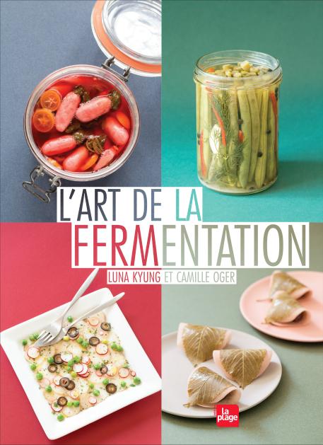 L'art de la fermentation de Luna Kyung et Camille Oger (avis)