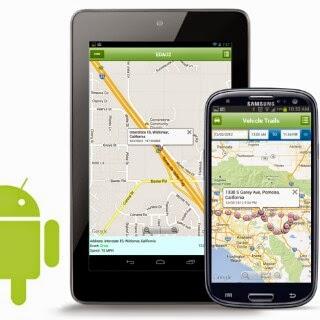 aplikasi gps tracker pelacakan armada