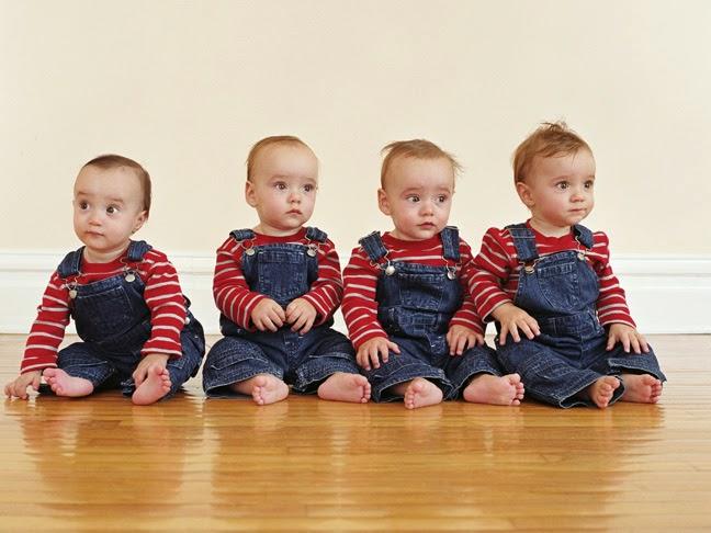 grandma quadruplets