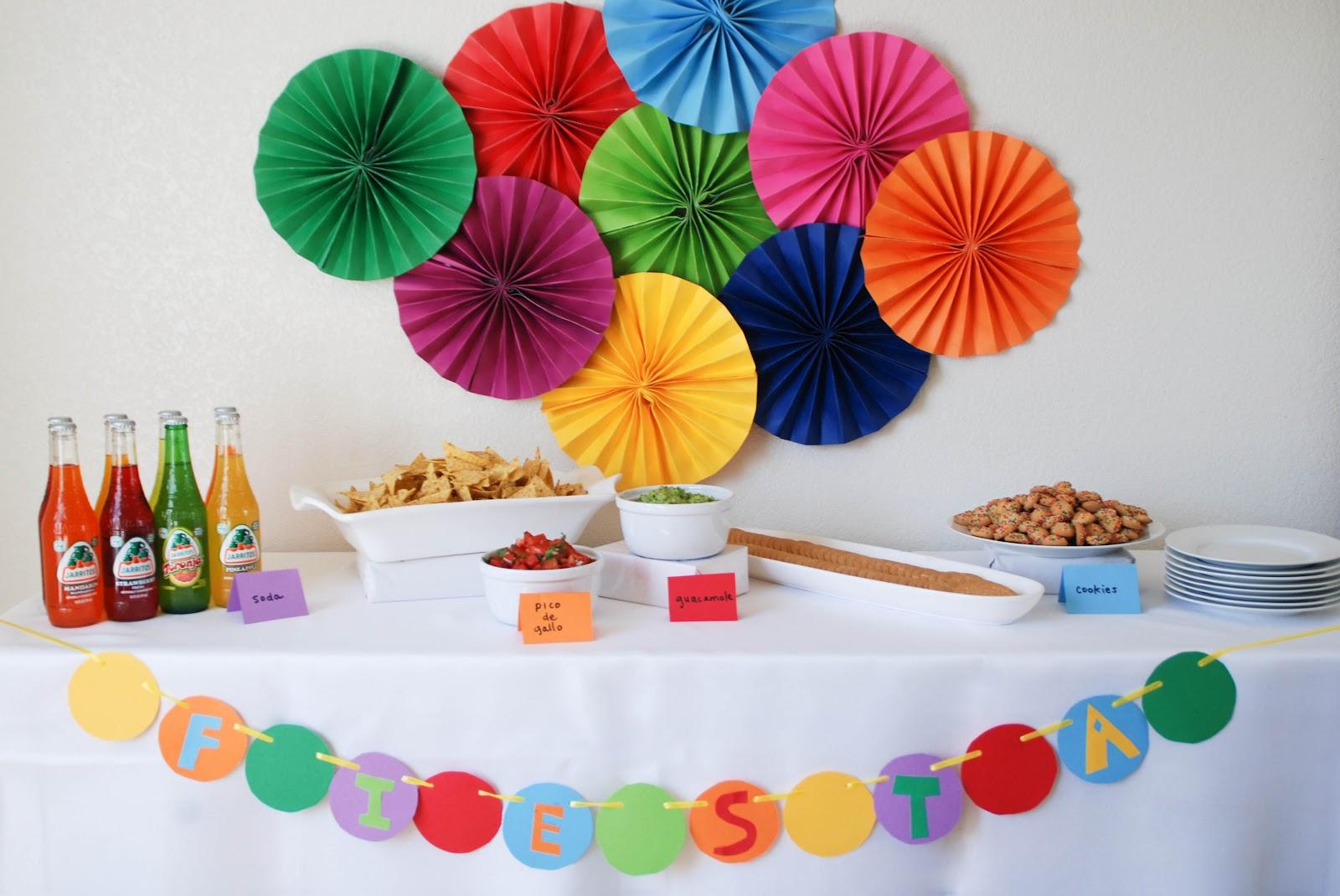 Cinco de mayo table decorations ideas for 5 de mayo party decoration