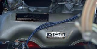 1962 Chevrolet Biscayne Engine 409 HP