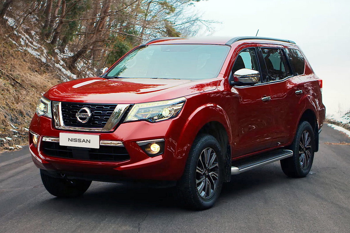 Nissan Philippines Adds Fiery Red Color To Terra Carguide Ph Philippine Car News Car Reviews Car Prices