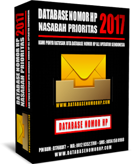 Jual Database Nasabah Prioritas Perbankan (Paket Samba)