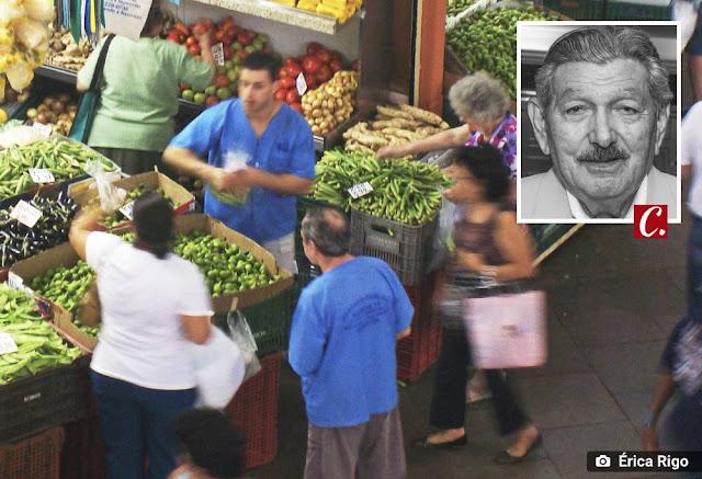 ambiente de leitura carlos romero gonzaga rodrigues feira livre feirante supermercado