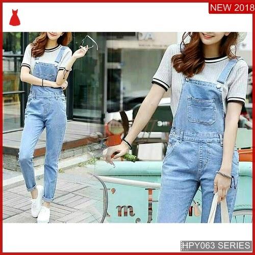 HPY063O154 Overall Eva Anak Jeans Murah BMGShop