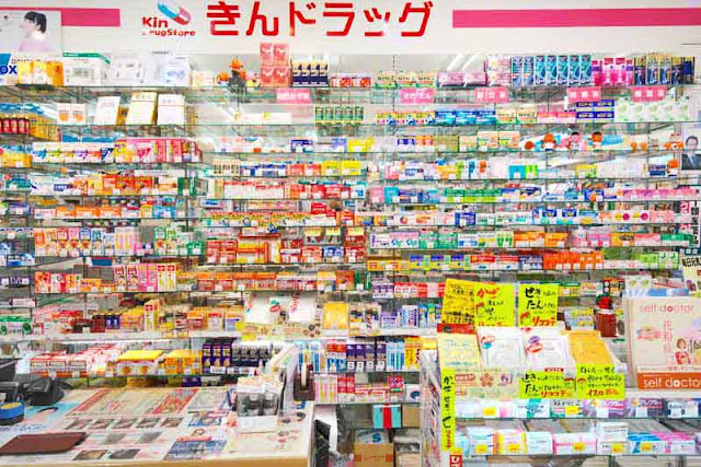 medicines, herbs, vitamins, drug store, counter