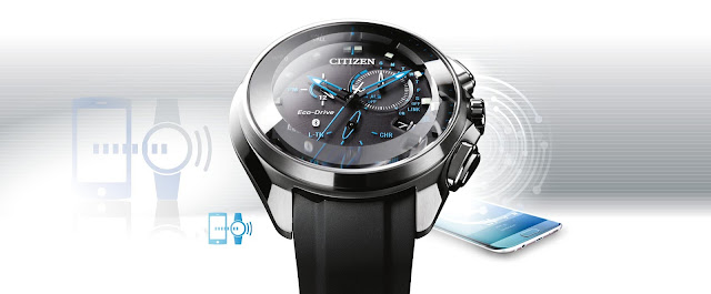 Citizen Blueooth Watch