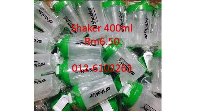 shaker borong