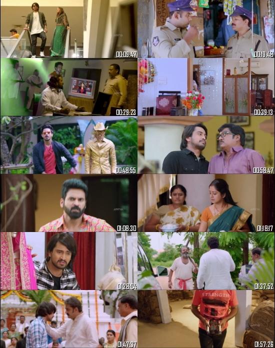 Rowdy Raja 2019 Hindi Dubbed 720p 480p Full Movie Download