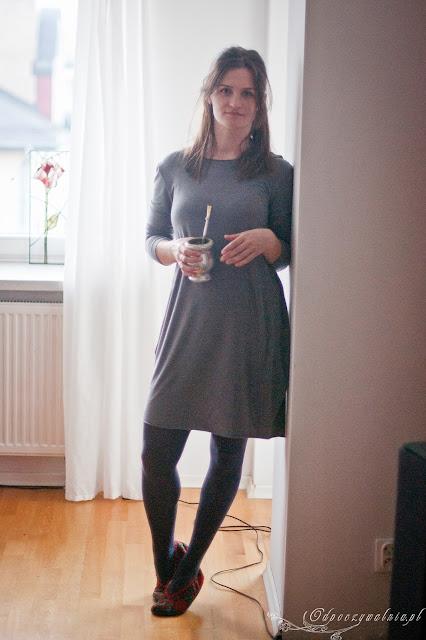 domowe ubrania, jak się ubierać pracując w domu