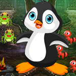 G4K Cute Penguin Rescue G…