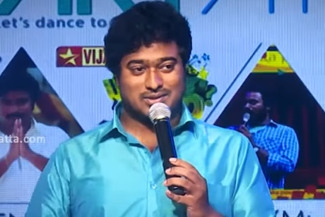 Vijay TV fame Naveen Mimicry Performance at Letz Dancz Art Attack