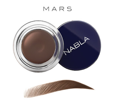 Brow Pot Nabla Cosmetics mArs