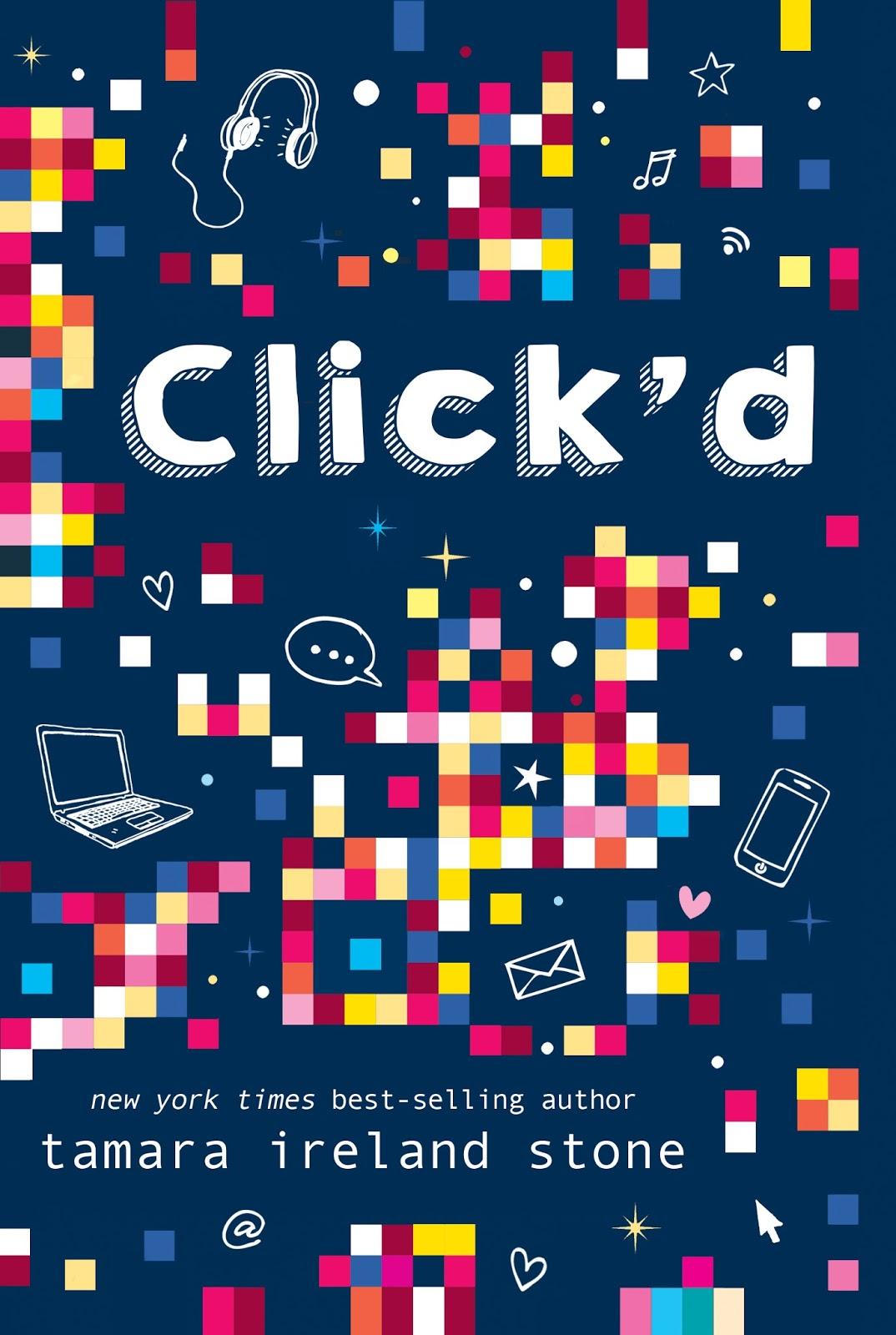Click'd book cover