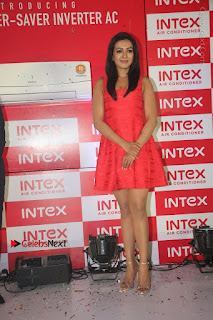 Actress Catherine Tresa Unveils Intex Air Conditioners  0246.jpg